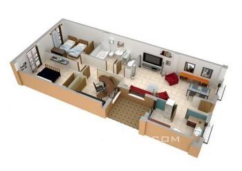 Flat for rent - Sevilla - Brenes - 550 €